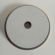 High Quality Automobile Wool buffing Disc For Cutting, High Density Car Care Wool PolishingPad