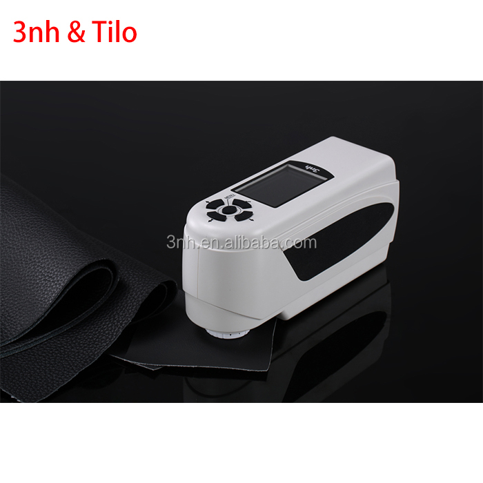 CMC CIE LAB color fastness whiteness yellowness colorimeter to leather fabric <strong>tester</strong>