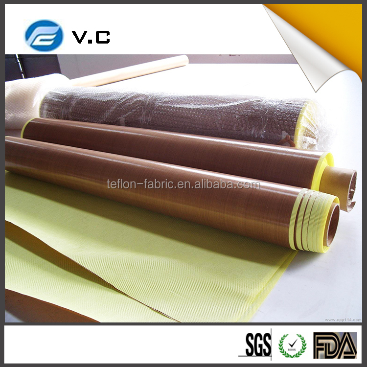 "PTFE TEFLON BULK Silicone Adhesive Rolls from 4"" wide to 40"" wide Custom Slitting Also NON adhesive 3 mil to 14 mil thickness"
