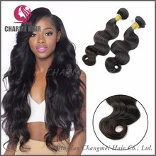 Fashionable Body Wave Brazilian Hair Human Hair Weave