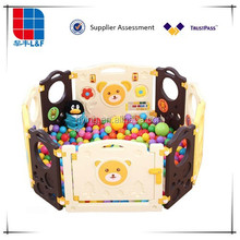 2016 New Puzzle Baby Playpen,Kid Play Zone