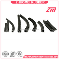 Aluminum Window Rubber Weather Stripping Gasket