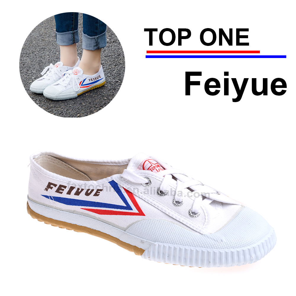 China white rubber feiyue shoes for wrestling