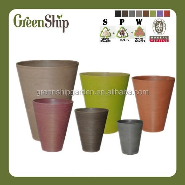 cheap plastic flower pots wholesale buy plastic flower. Black Bedroom Furniture Sets. Home Design Ideas