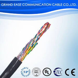 High quality UTP cat5e outdoor communication cable