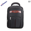 China supplier 2 laptop compartment rucksack satchel bag for unversity students
