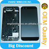 for iphone 5 back cover housing with middle frame,genuine original