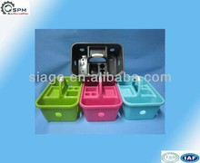 high precision high quality plastic cooler body mould