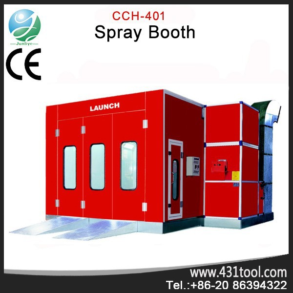 CCH-401 LAUNCH Car Inflatable Paint Booth