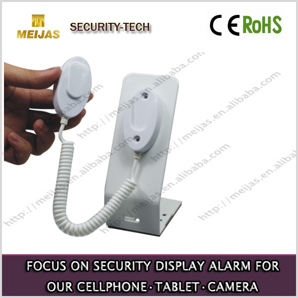 Mobile phone anti theft protection case
