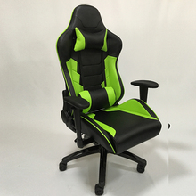 Top quality comfortable moveable gaming racing chair with wheels