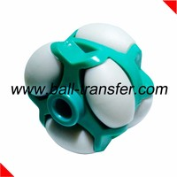 PP PE NYLON plastic conveyors Double-layer Omni robot wheels