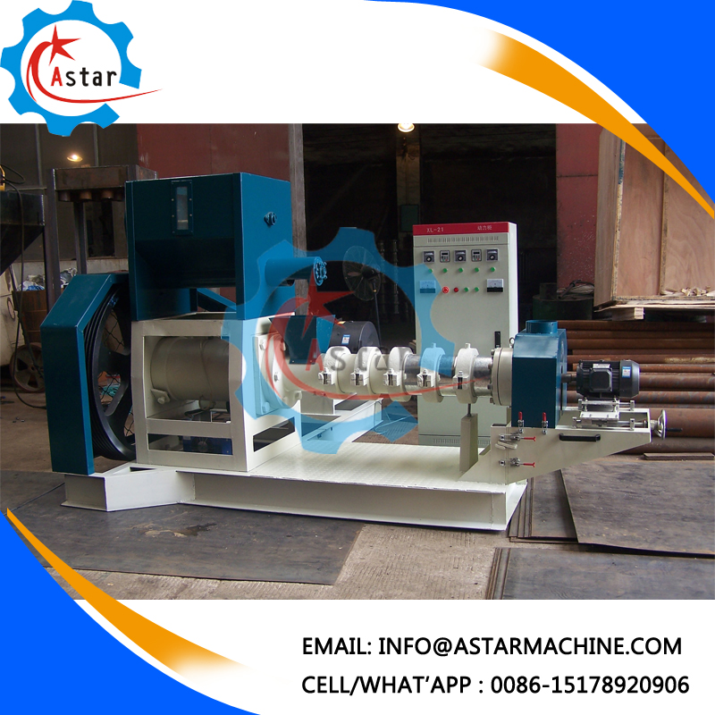Tuna Salmon Floating Fish Pellet Machine Making Factory From China