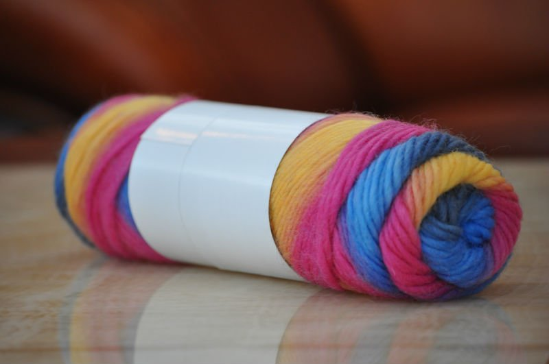 100%South American wool yarn dyed hand knitting wool yarn,worsted