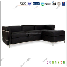 810# reclining corner sofa , leather sofa for sale , loveseat sofa