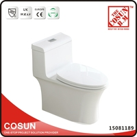 Sanitary Ware Ceramic Tankless WC Commode Toilets