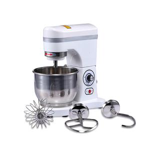 Multi-function Stainless Steel 5L 7L Planetary Cake Dough Mixer Machine / Egg Stand Mixer Price