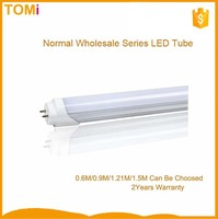 Cheappest led tube light 1.2m 20w 1800Lumens,AC185-265V,PF>0.5 Constant driver 2 year warranty 2.6USD/PCS free asian tube