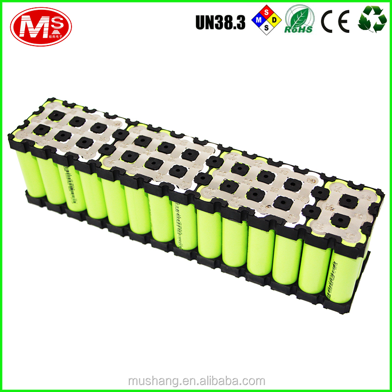 48V 10ah LiFePO4 Silver Fish electric bicycle Battery manufacturer