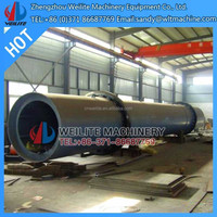 Rotary Drum Coal Slime Dryer Machine With Factory Price