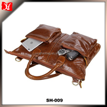 Specials genuine leather mens shoulder systyle handbags bags