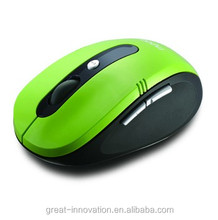 Fashionable 6D optical wireless mouse