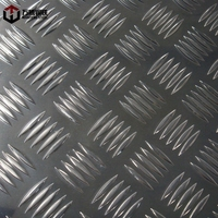 High brightness, 5005 h32 5052 h34 aluminum alloy sheet/plate equivalent PVC coated Checker Aluminium plate