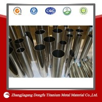 Sandvik stainless steel tube polished