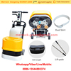 380V Stone Floor Polishing Machinery 5.5HP Manual Terrazzo Floor Grinder