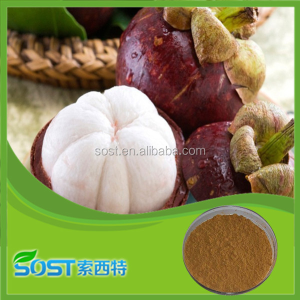 factory supply best price and high quality mangosteen rind extract