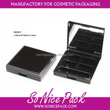 SN18-4014 cosmetic packaging for eyeshadow case