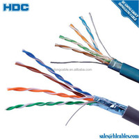 GYTS53 optical fiber outdoor jelly filled underground telephone cable single mode anti-rodent underground fiber optic cable
