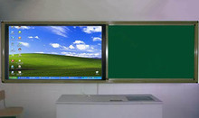 84 inch touch screen all-in-one pc, panel computer built in tv, all in one computer replace whiteboard/projector