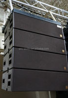 "Dual 12"" line array/ 12 inch speaker box"