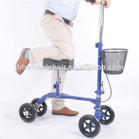 knee walker; manual scooter; walker for disabled