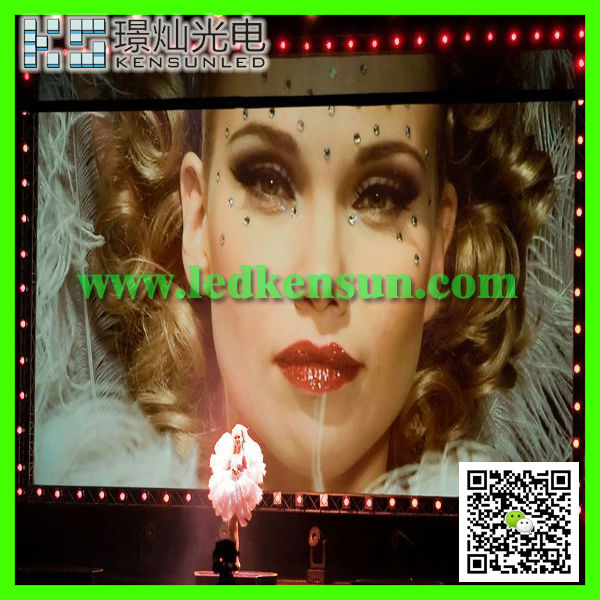 hot sale indoor p7.62 digital led video xxx display