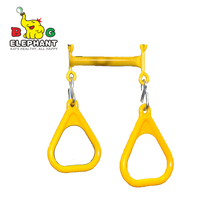 reasonable price rich experience outdoor playground kids single swing