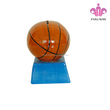 Basketball design coin bank