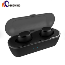 Custom Sport Stereo Mini Twins Earphone with Charging Base True Wireless Earbuds