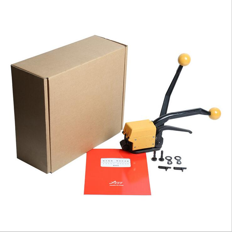 Manual Packing Stainless steel strapping tool A333