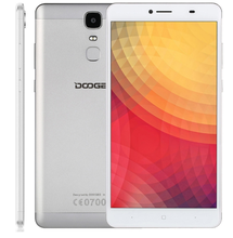 2017 new model DOOGEE Y6 Max 32GB, mobile phone 4G Smartphone mobile phone cell phone new arrival cheap wholesale