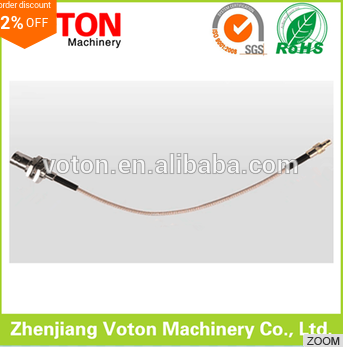 made in factory voton BNC Jack to SMB Plug connector RG316 Jumper Cable
