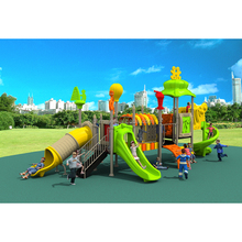 Plastic Slide Commercial Equipment Carousel Kids Outdoor Playset Metal Used Playground Slides For Sale
