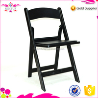 Hot Selling Qingdao Sionfur plastic dining banquet folding stool