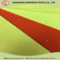 88% cotton/ 11% polyester/ 1% antistatic 335gsm TWILL 2/2 Flame Retardant fabric