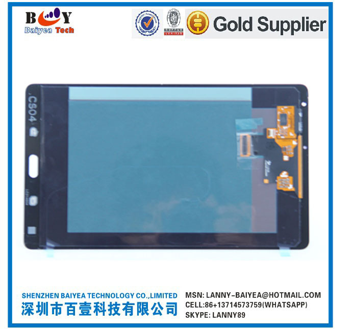Brand New for samsung GALAXY Tab S 8.4 T700 LCD assembly Replacement
