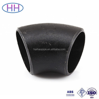 API Approval 22.5 degree elbow carbon steel