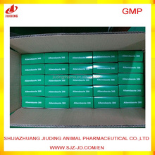 veterinary drugs factory Albendazole tablet cattle bolus