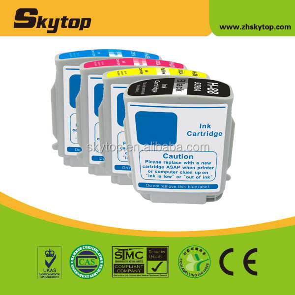 for hp 88 compatible printer ink cartridge for HP 88, inkject printer