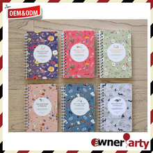 School Student Notebook Wholesale Promotion Spiral Note Book
